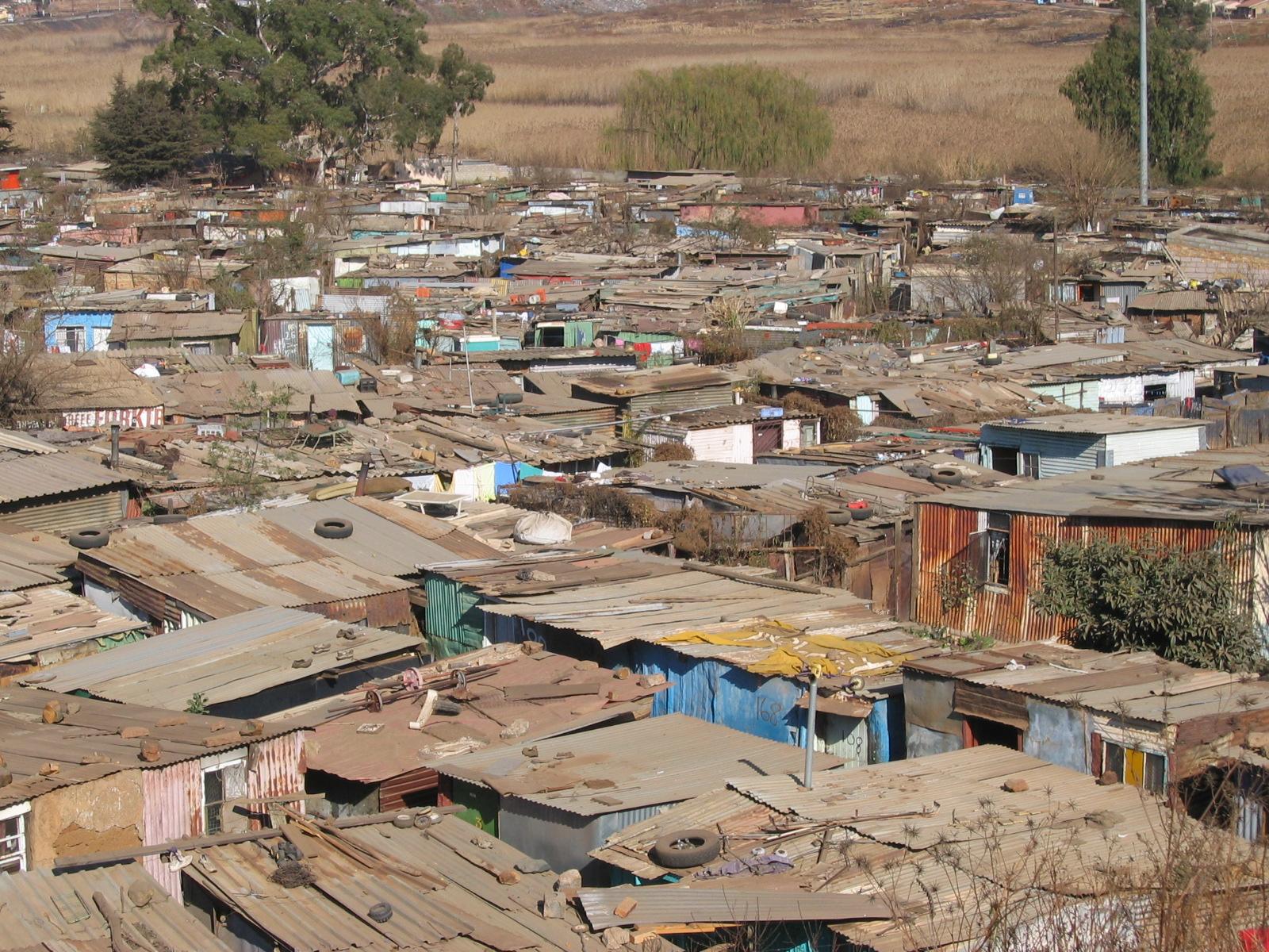 File Apartheid Soweto Joburg South Africa Slum Bidonville