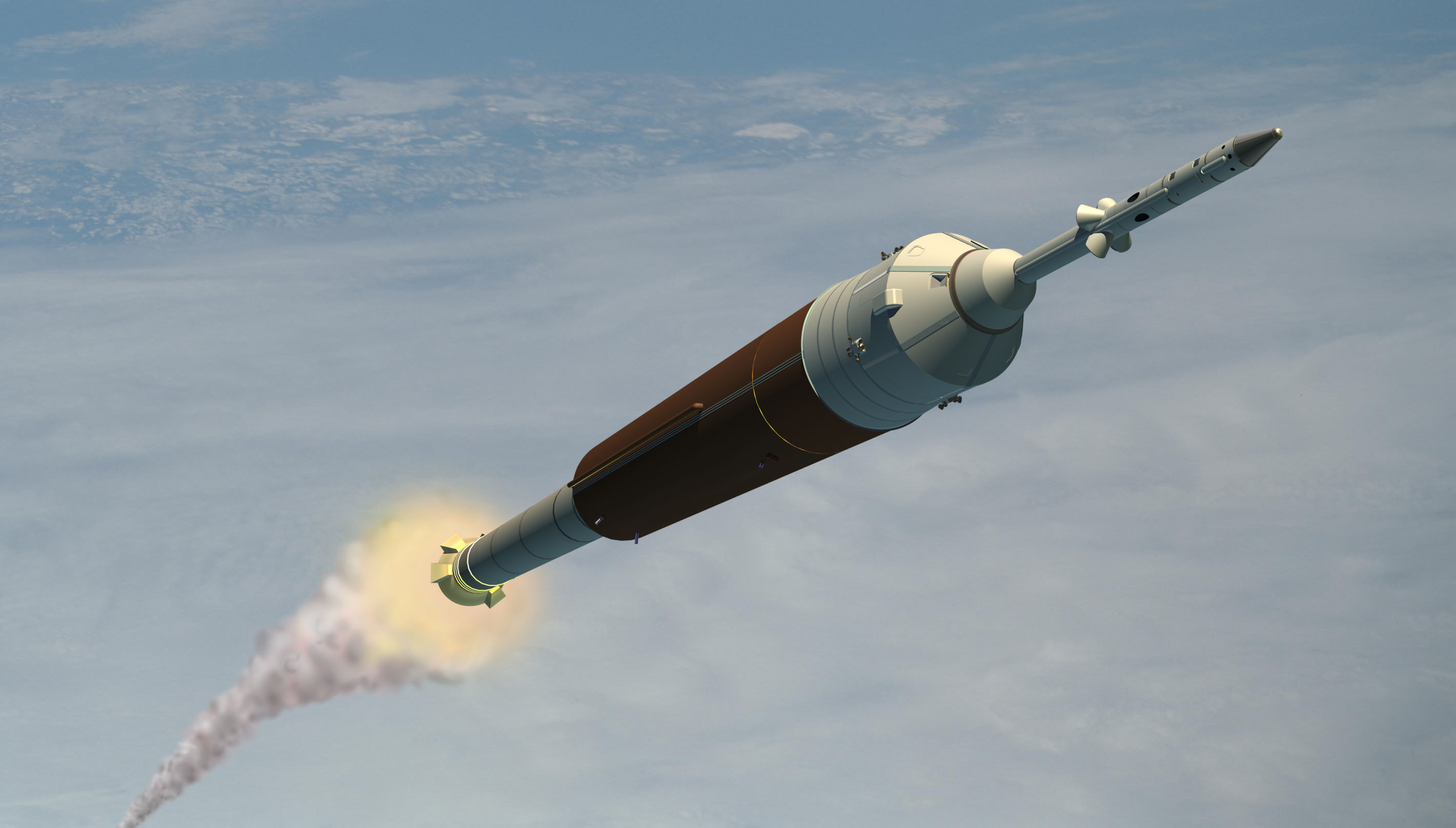 Lance Lininger  NASA Orion MultiPurpose Crew Vehicle