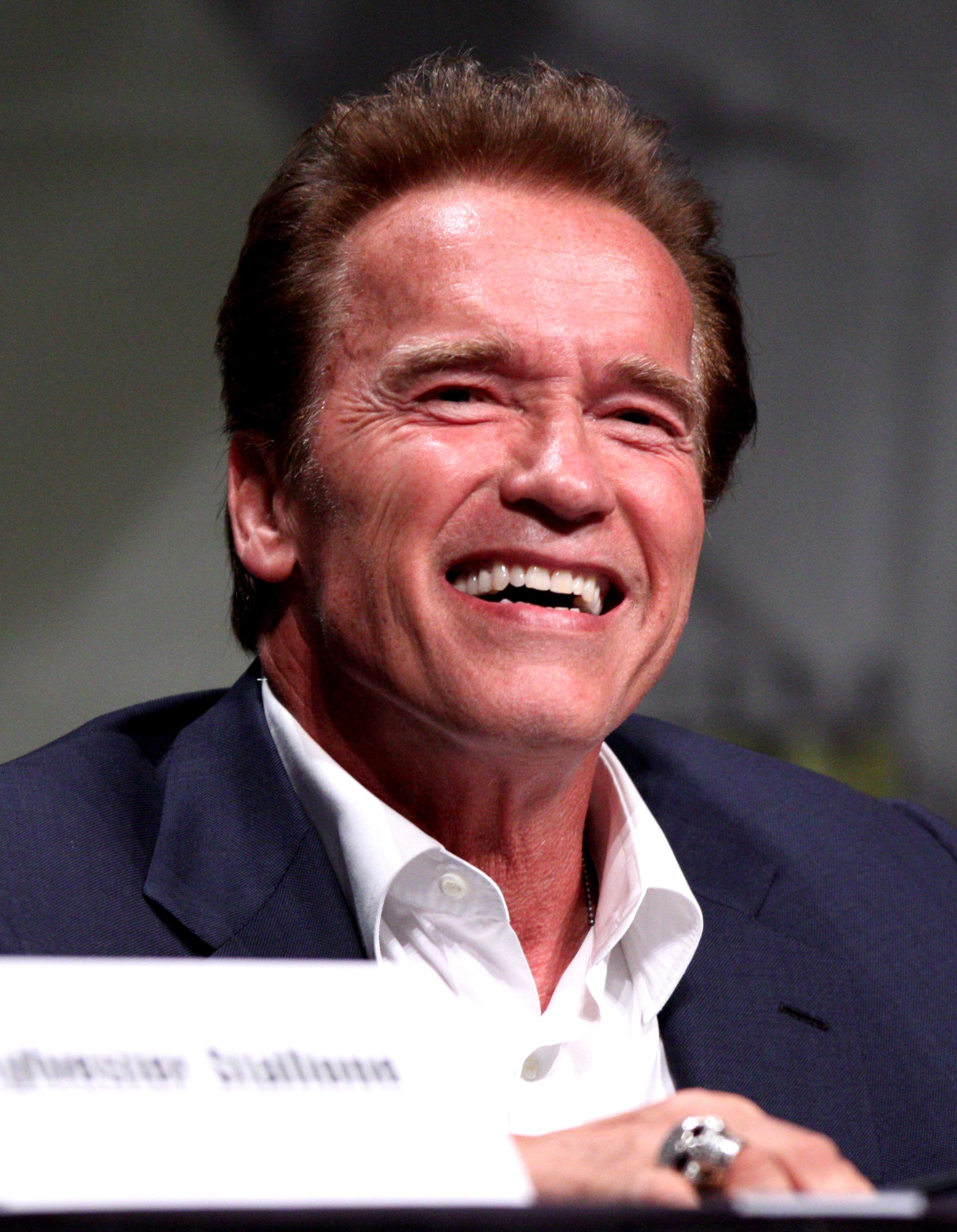 loading image for Arnold Schwarzeneggar