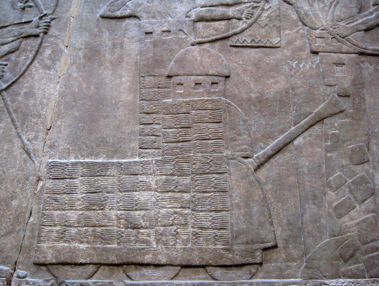 a history of neolithic and assyrian times