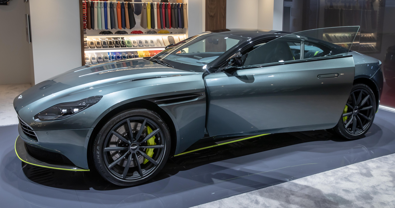 File Aston Martin Db11 Amr Gims 2019 Le Grand Saconnex Gims1134 Hdr Jpg Wikimedia Commons