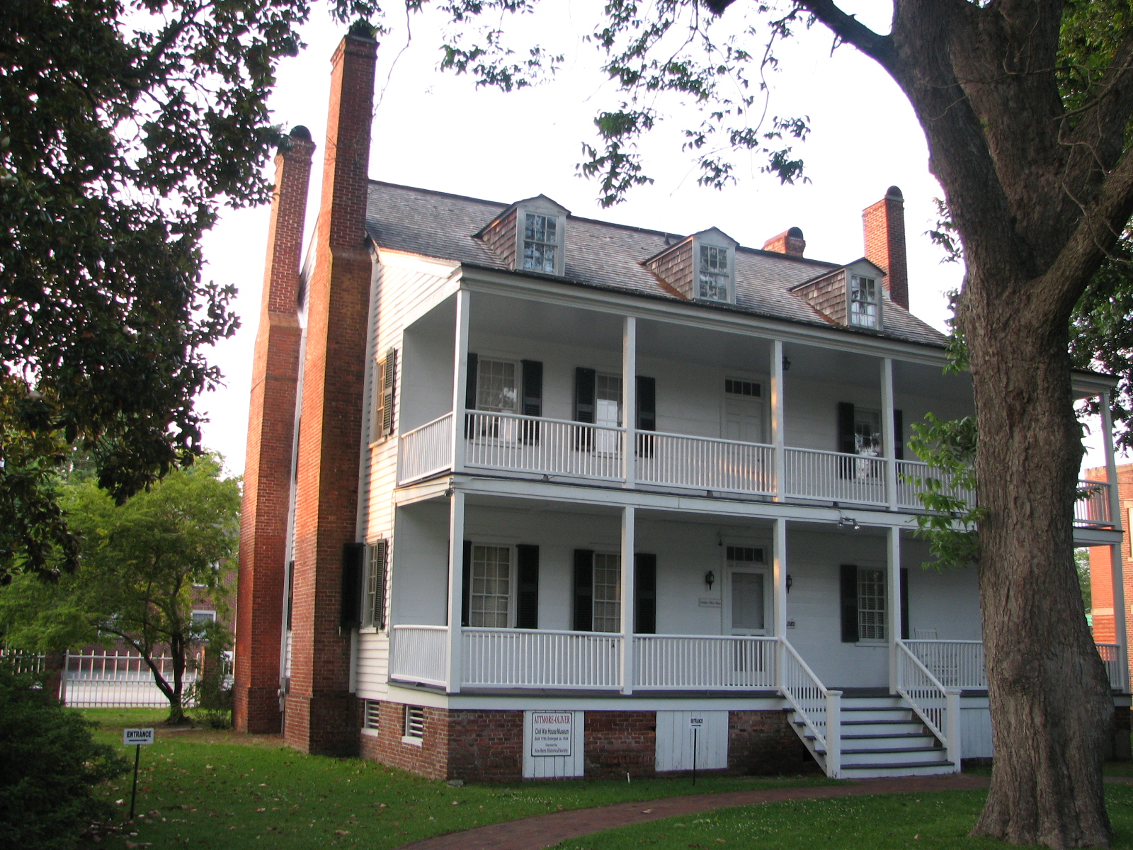 Oliver Inn Bed Breakfast