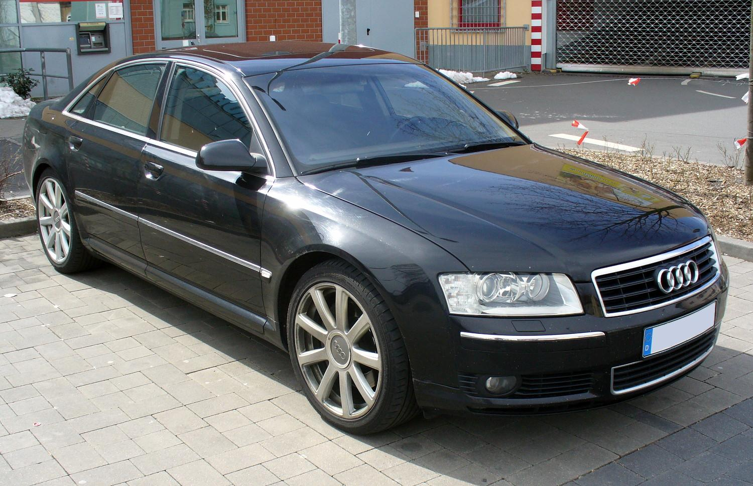 Description Audi A8 D3 Vorfacelift Jpg Images Frompo