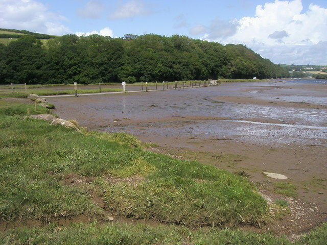 Avon Estuary Walk - geograph.org.uk - 1590051