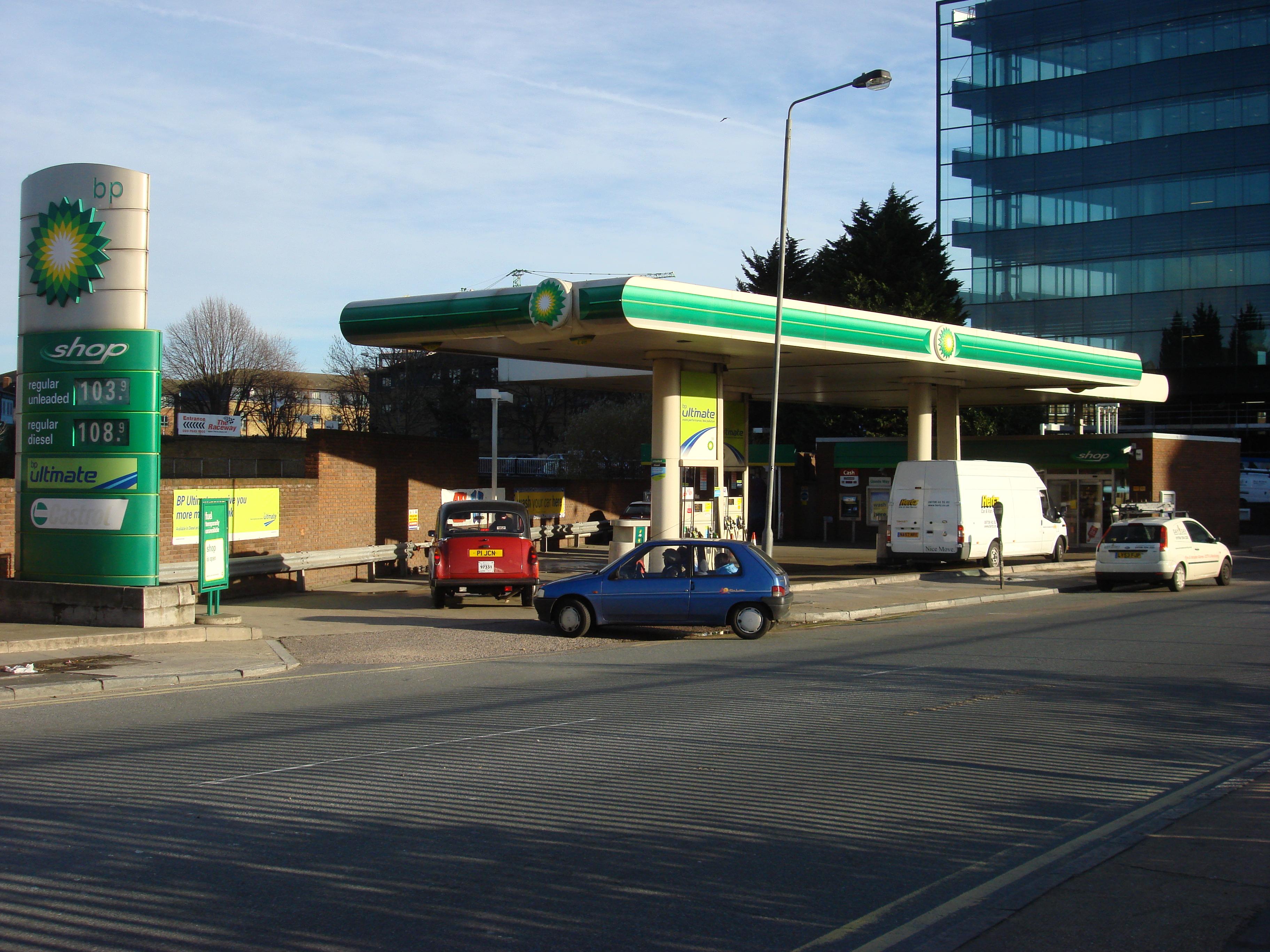 Bp Gas Station Car Wash Price