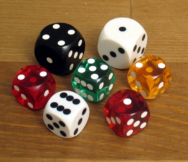 Backgammon PrecisionDice