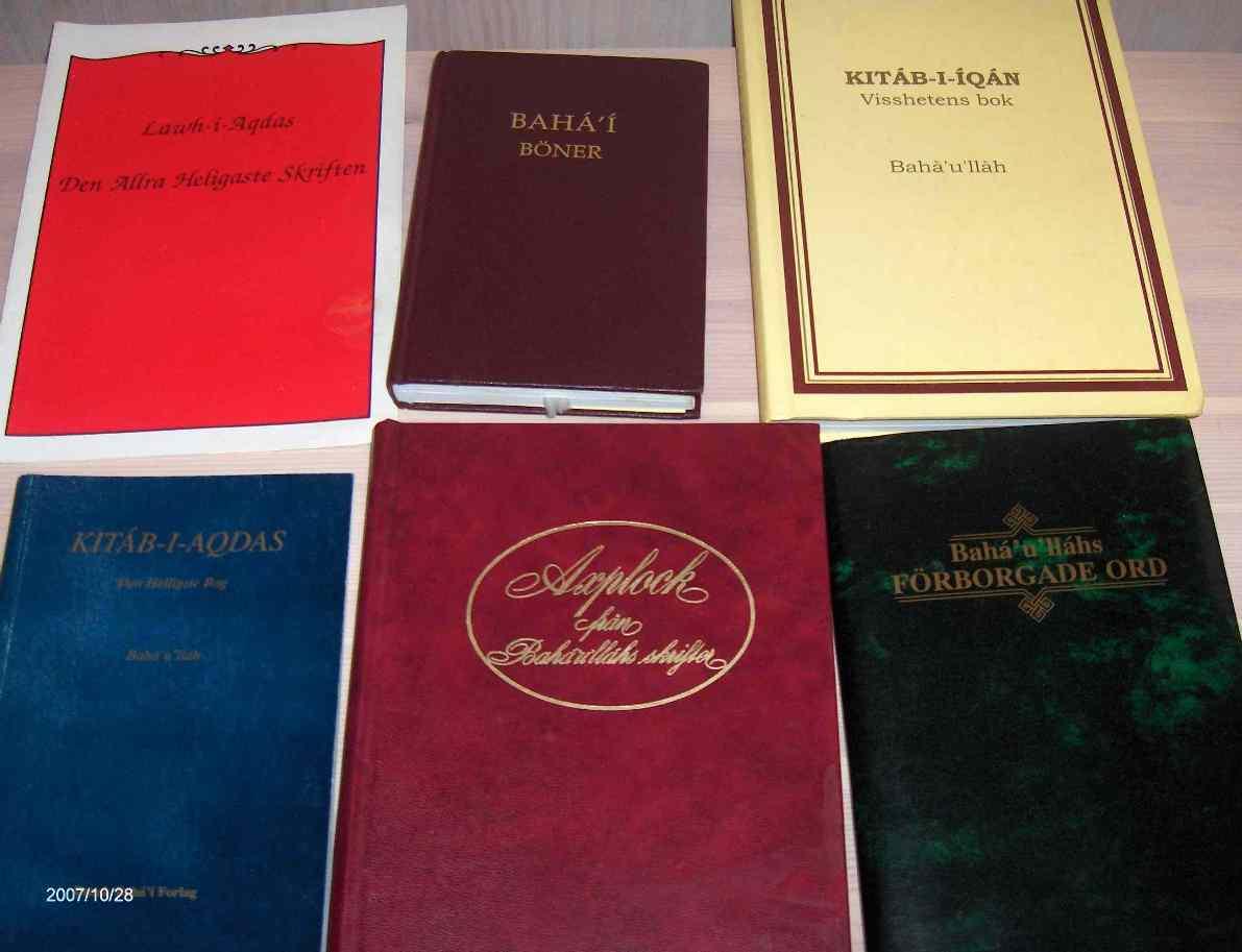 File:Bahá'í holy books.jpg - Wikimedia Commons