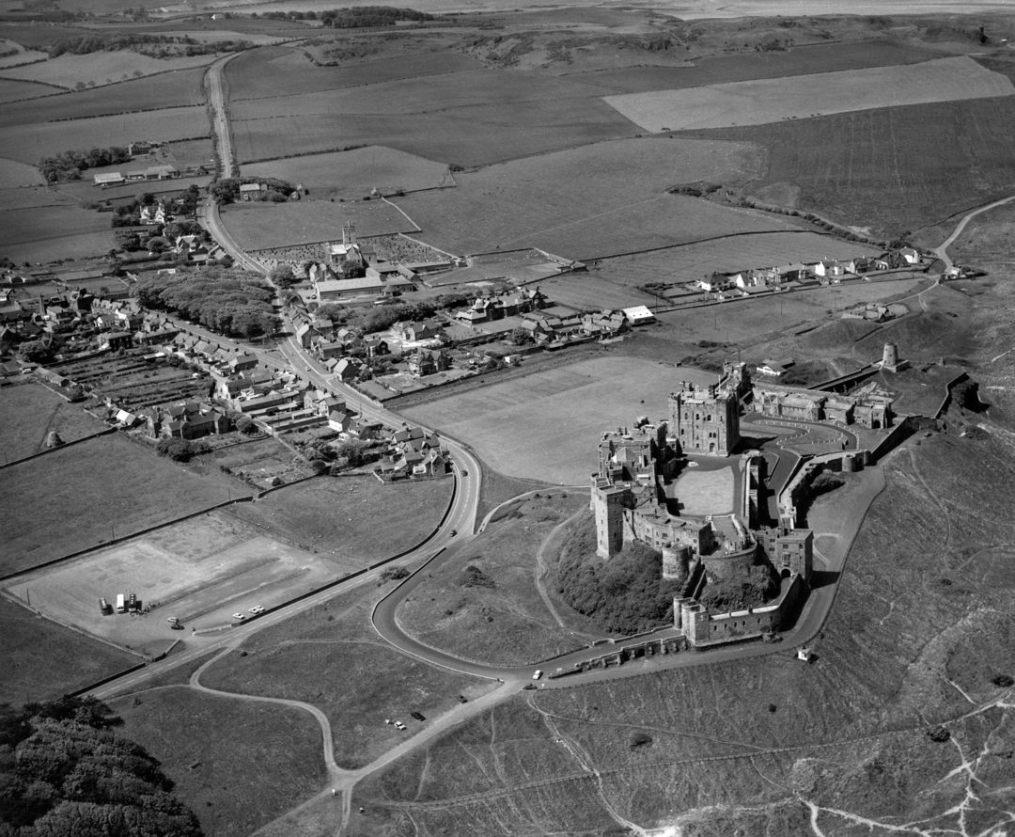 Bamburgh Castle Military Wiki Fandom