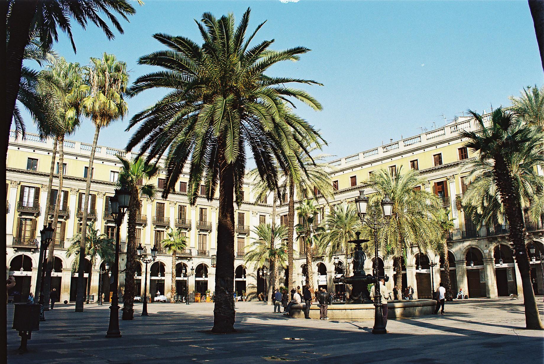 24 hours in barcelona bonappetour for Ramblas barcellona