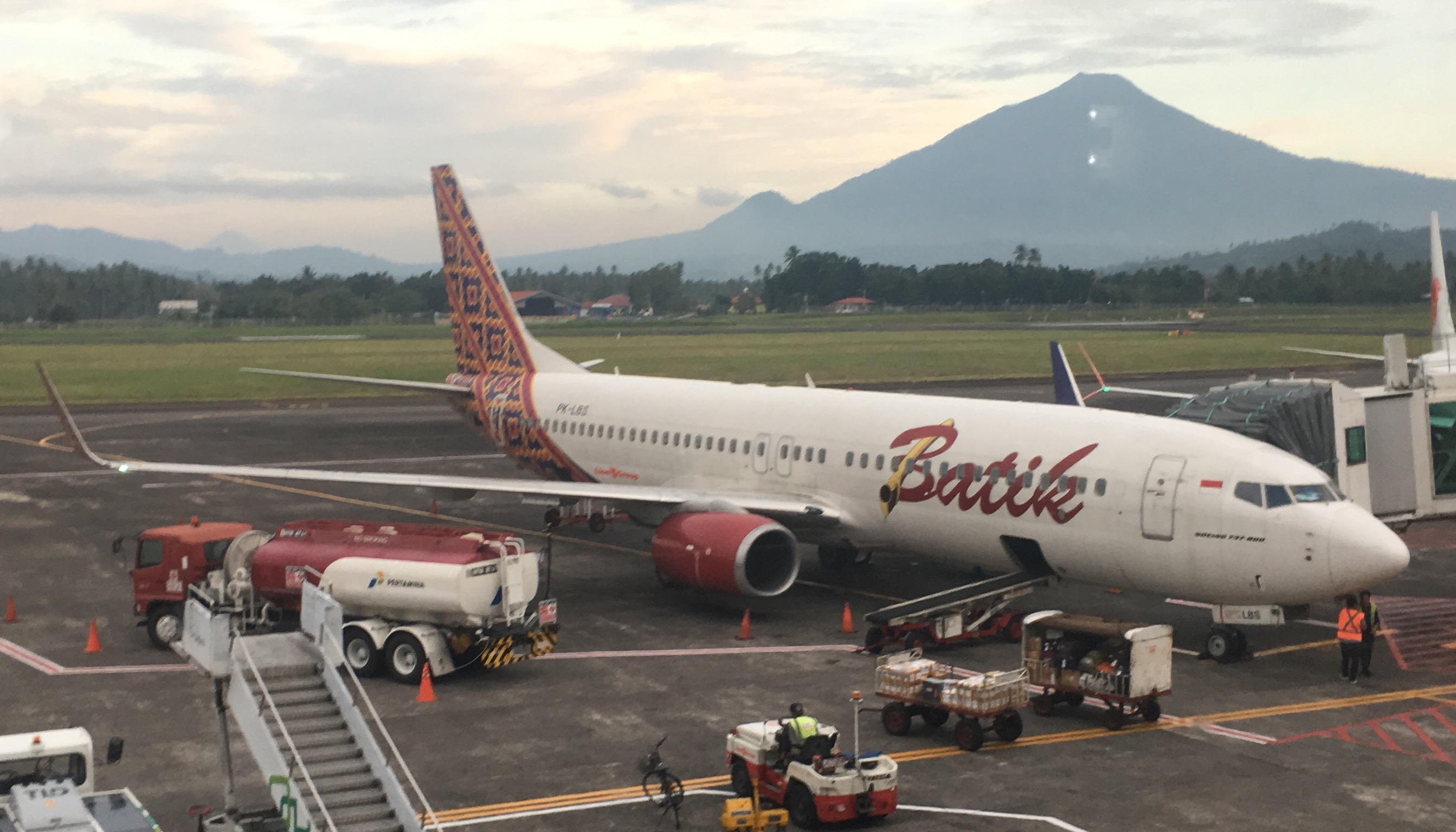 Batik Air Flight 7703 - Wikipedia