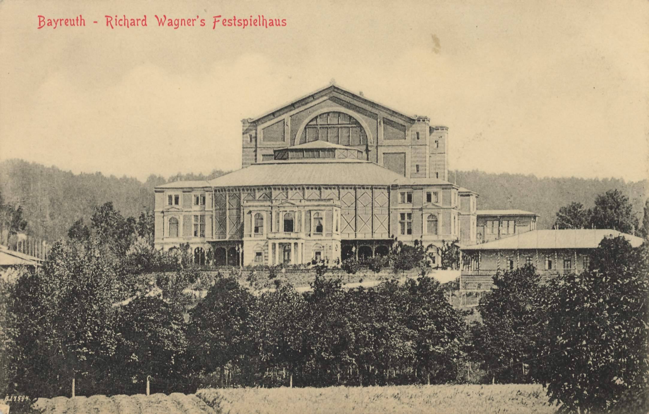File:Bayreuth, Bayern - Richard-Wagner-Theater (2) (Zeno  Ansichtskarten).jpg - Wikimedia Commons
