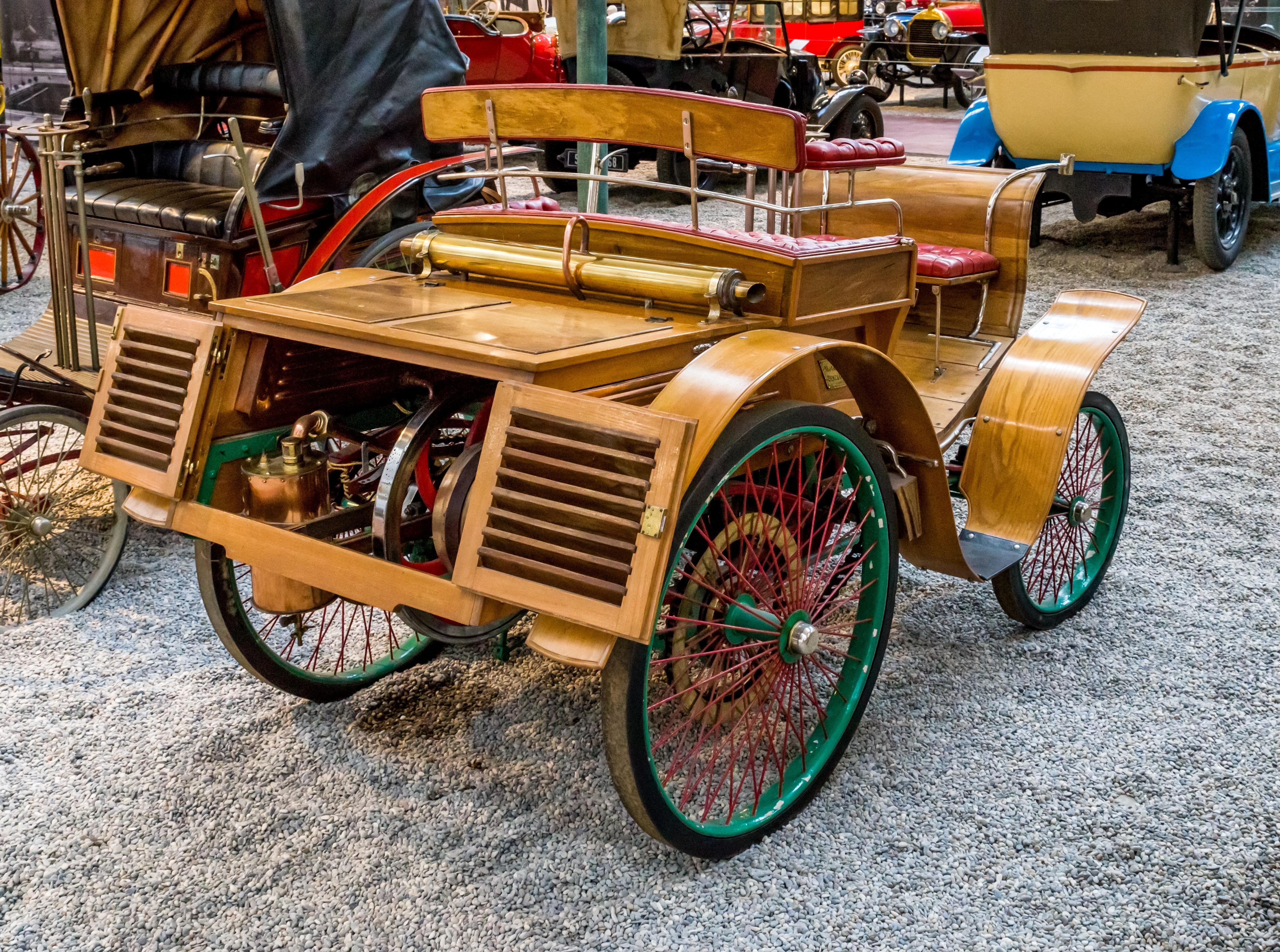 File:Benz Dogcart 3 5 hp (1898) jm64250 jpg - Wikimedia Commons