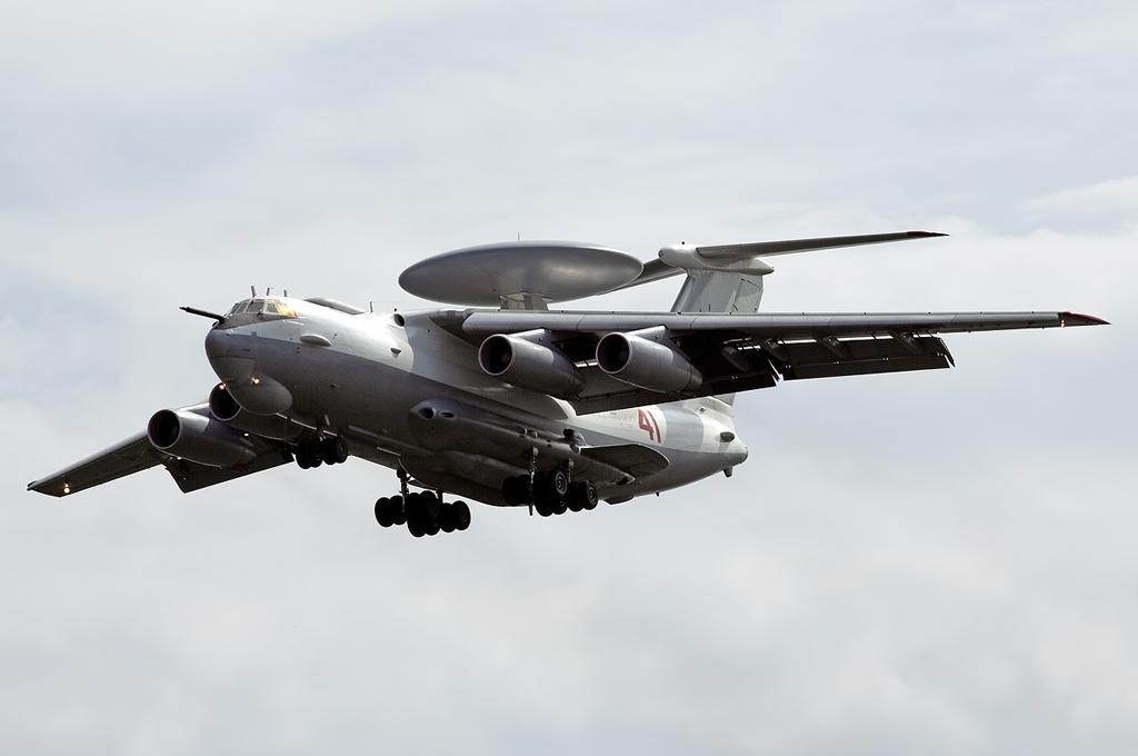 Винищувачі Південної Кореї відкрили вогонь по російському військовому літаку після порушення ним кордону - Цензор.НЕТ 8958