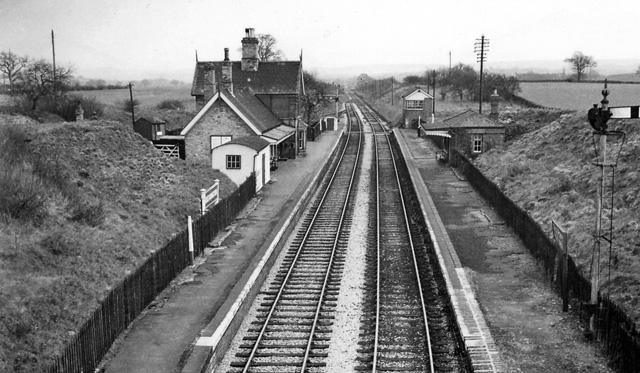 Berrington Railway Station Wikipedia