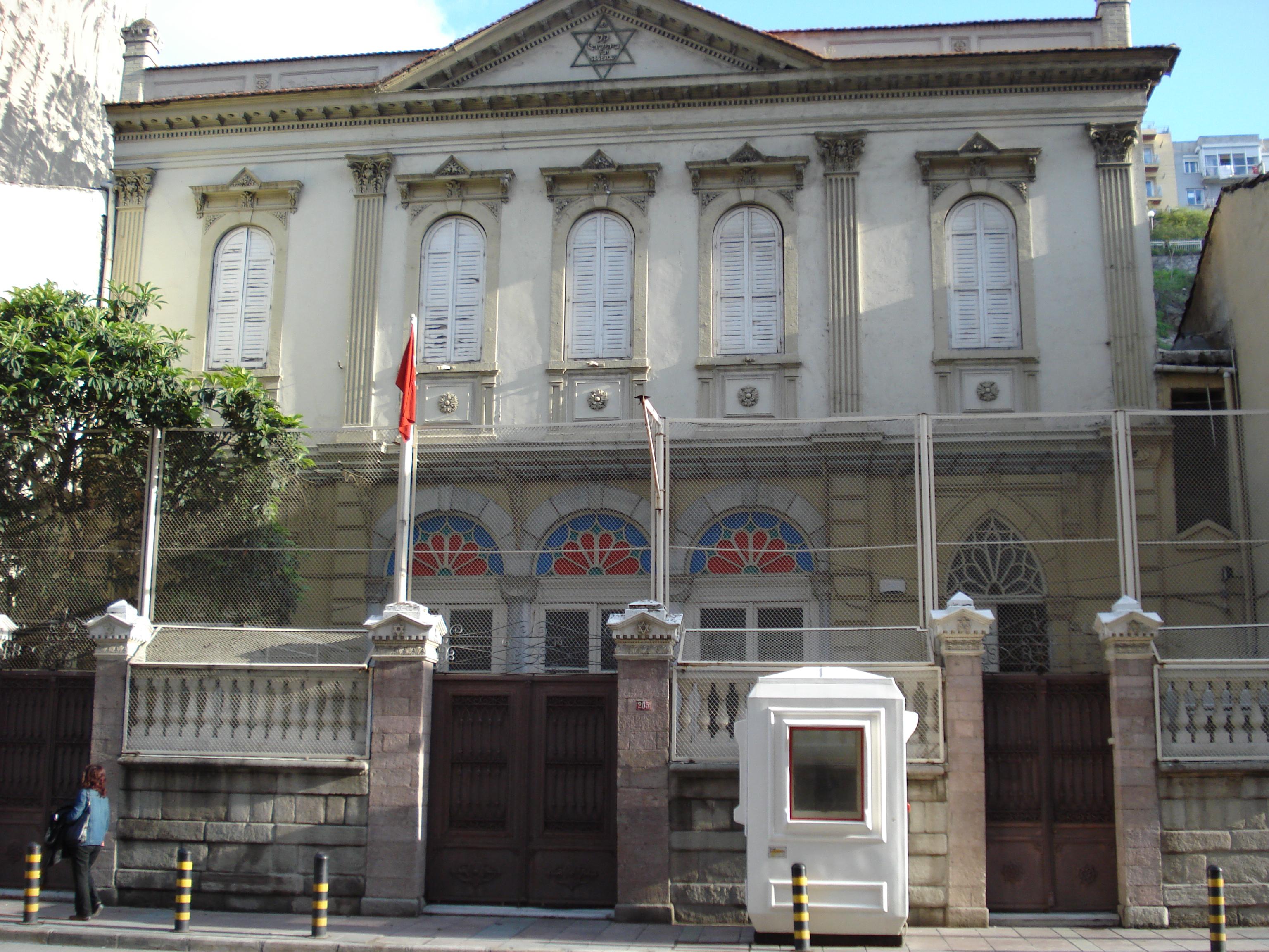 Bet Israel Synagogue Izmir Wikipedia