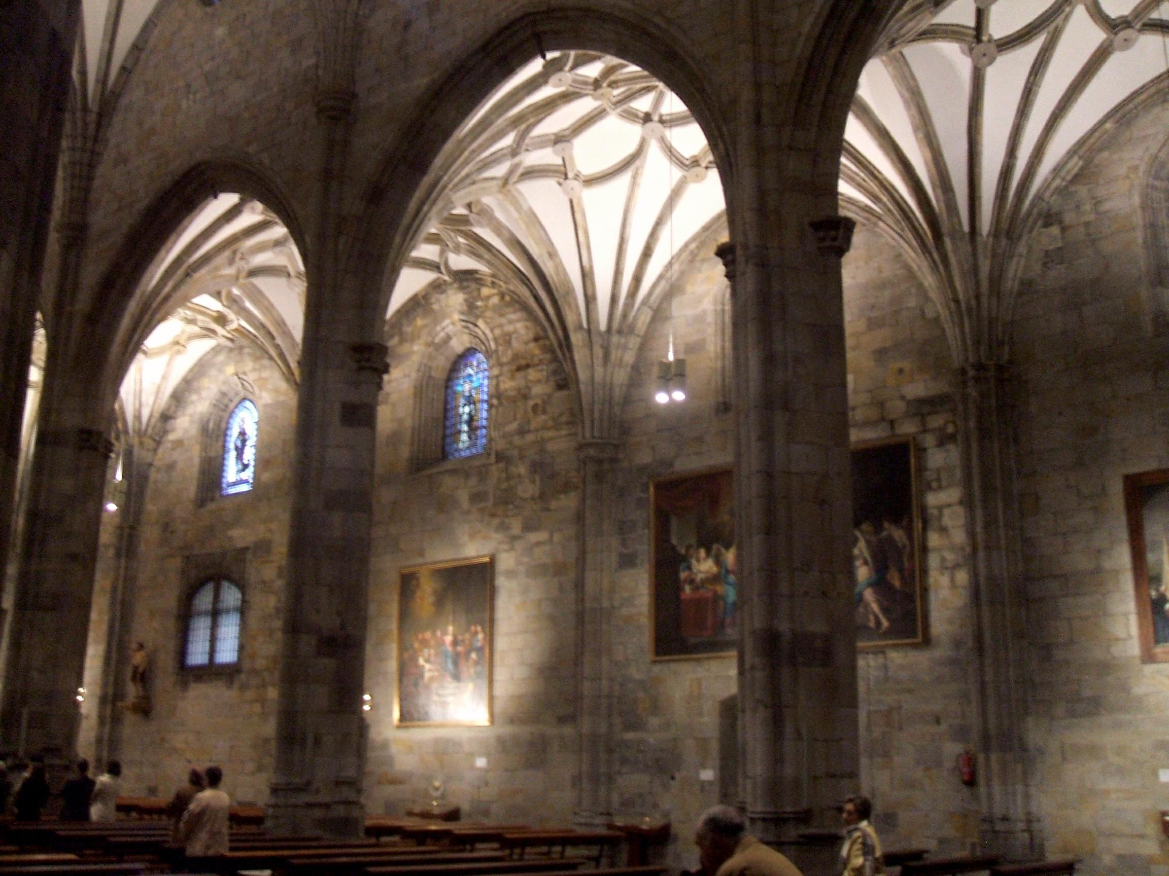 File:Bilbao - Basilica de Begoña 08.JPG - Wikimedia Commons