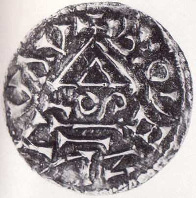 Boleslav1 denar