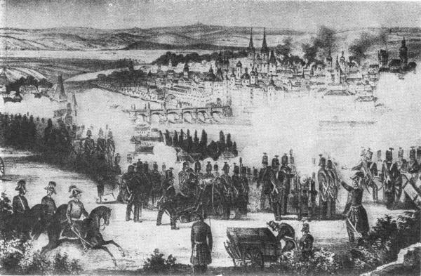 Bombardování Prahy 1848