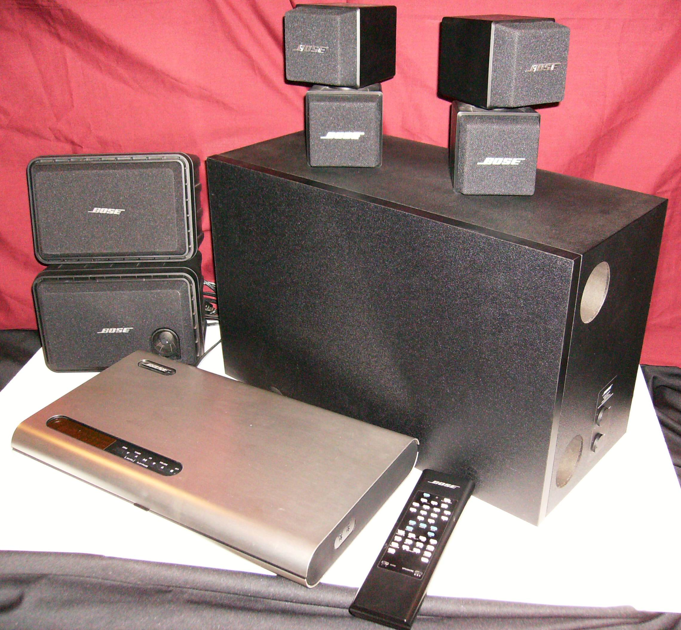 bose 2 1 home entertainment systems wikiwand. Black Bedroom Furniture Sets. Home Design Ideas