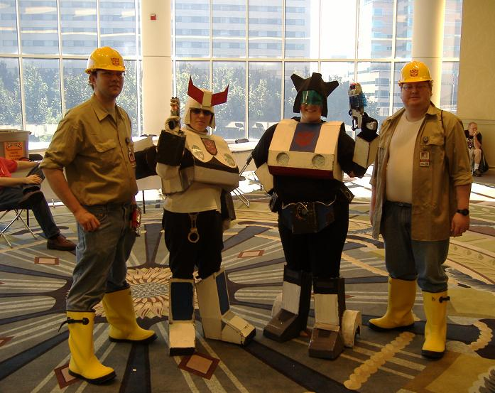 BotCon2006 Costumes