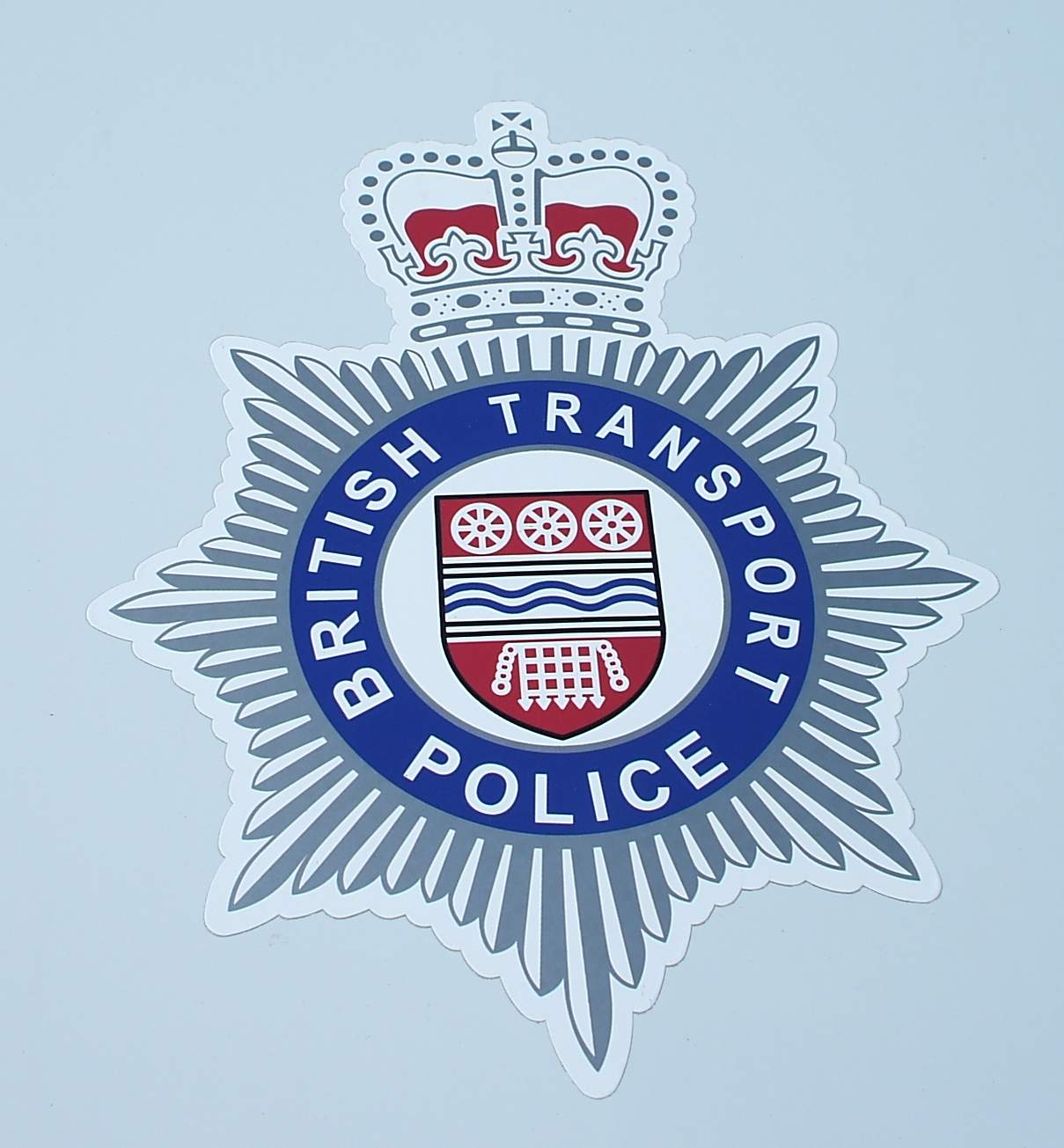Image result for british transport police badge