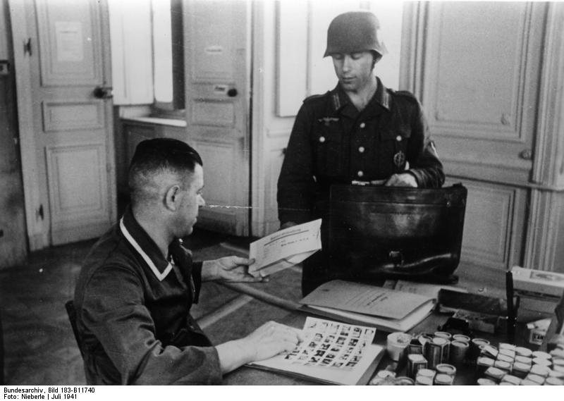 File bundesarchiv bild 183 b11740 frankreich versand von for Frank versand