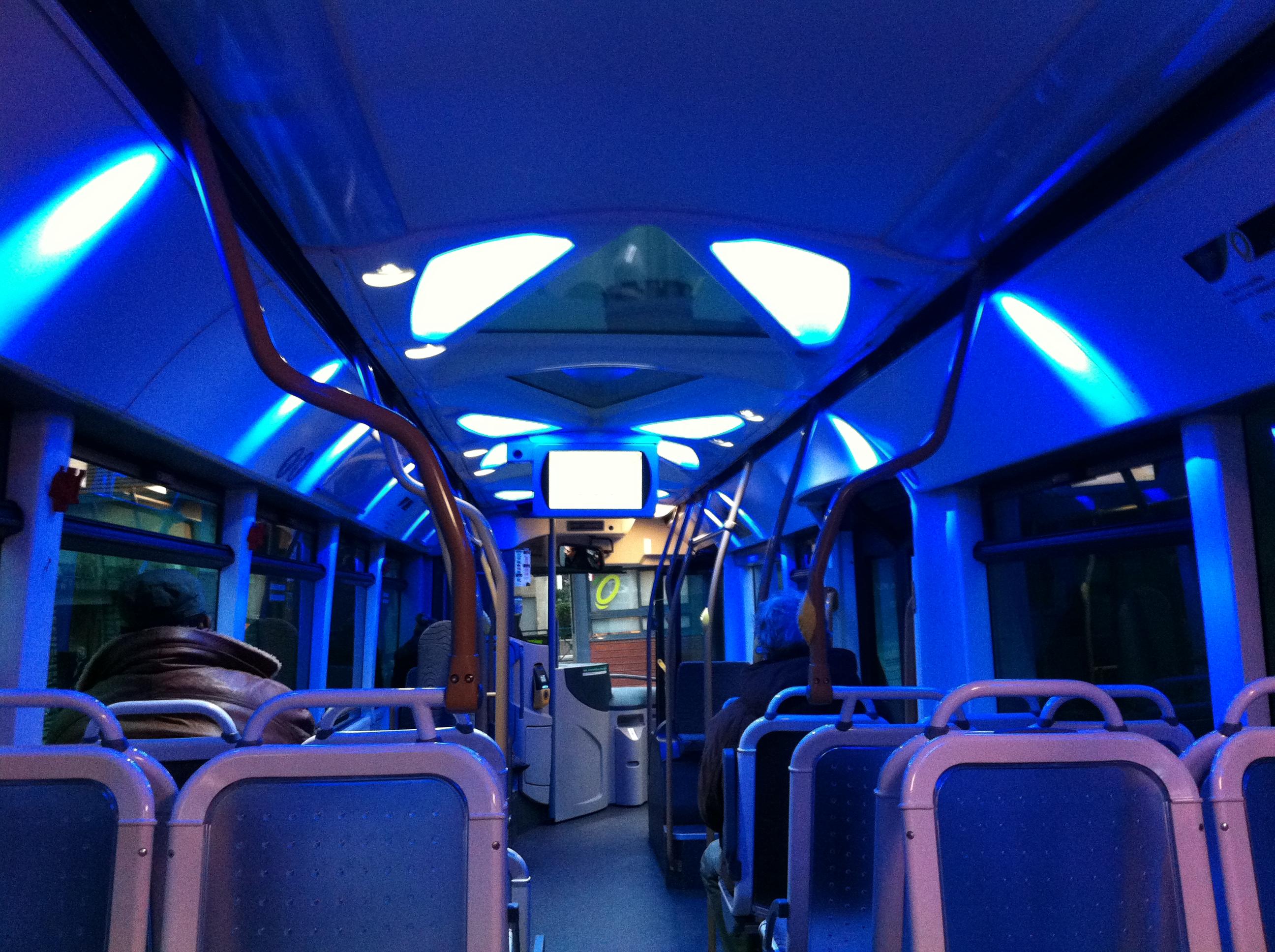 Photo Int Ef Bf Bdrieur Bus De Ville