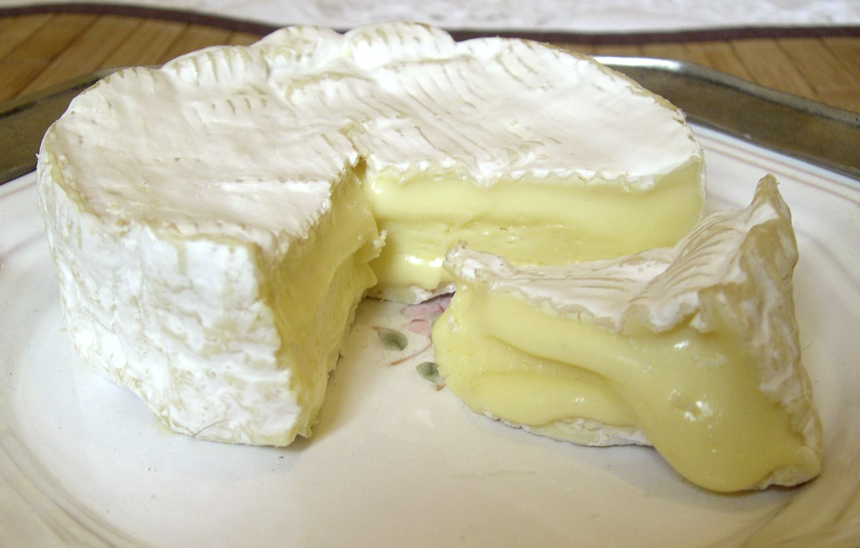 Bon Mercredi Camembert
