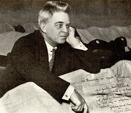 wiki List of songs composed by Carl Nielsen