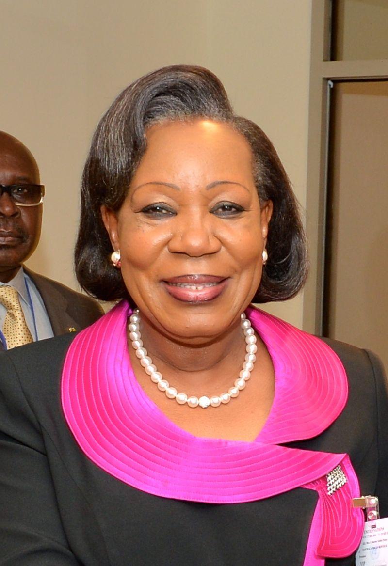 Catherine Samba-Panza - Wikipedia