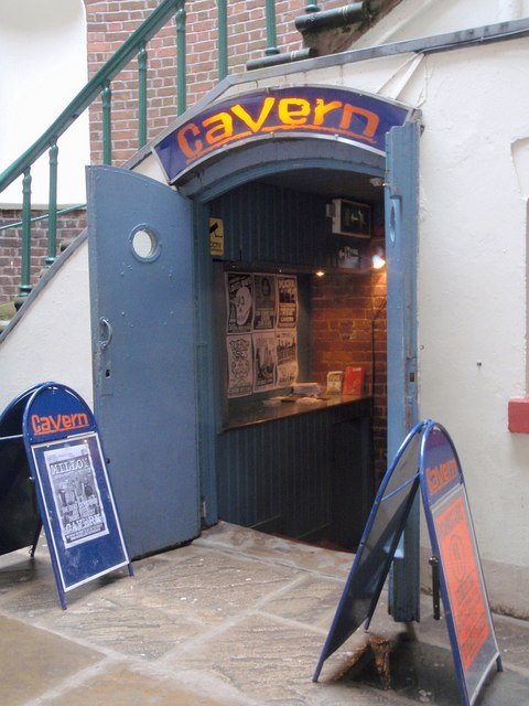 File:Cavern Club, Exeter - geograph.org.uk - 912644.jpg ...