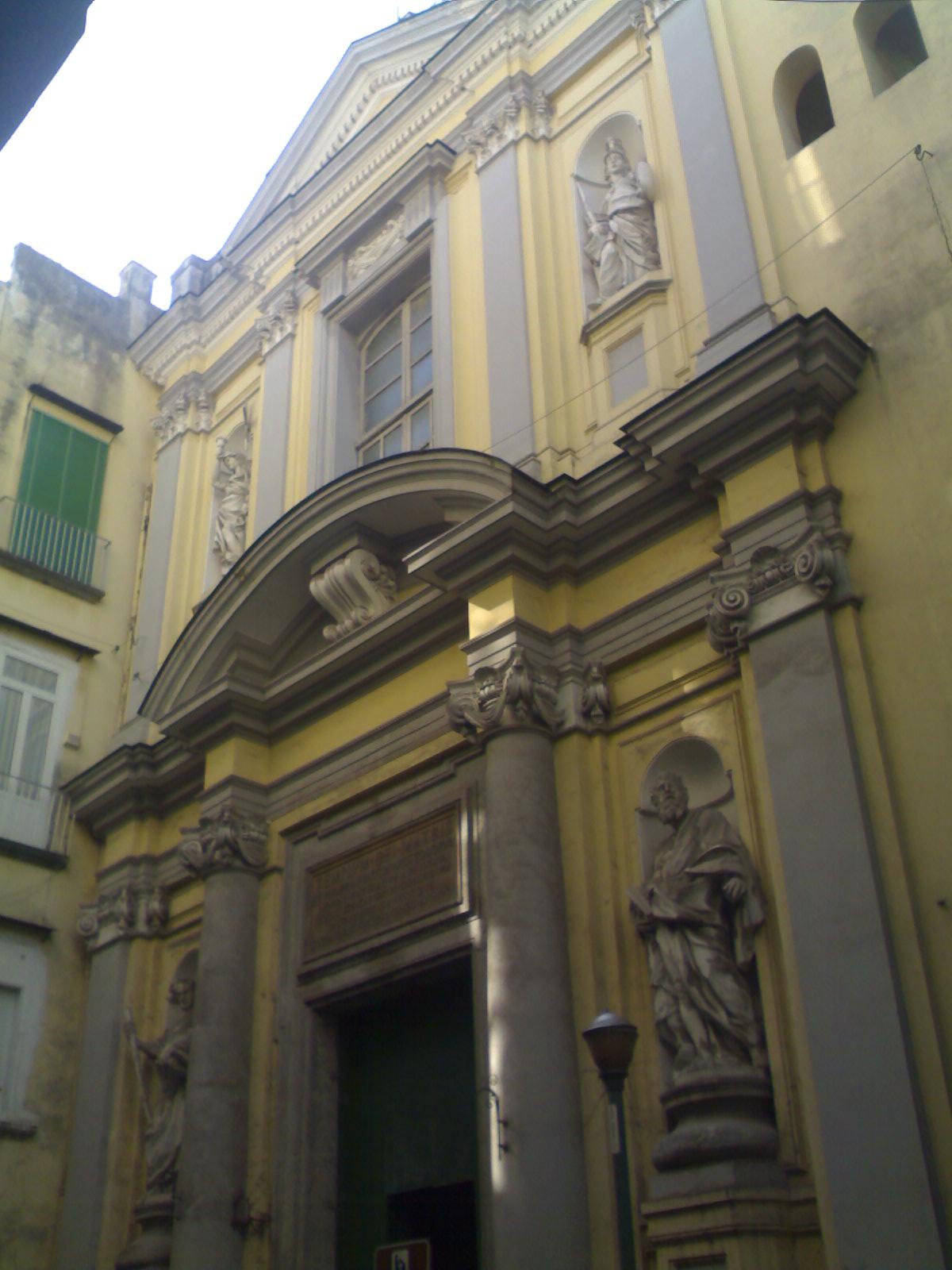 Renaissance Zone >> Santi Filippo e Giacomo, Naples - Wikipedia