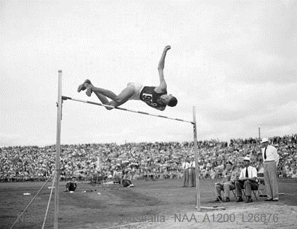 1958 high jump