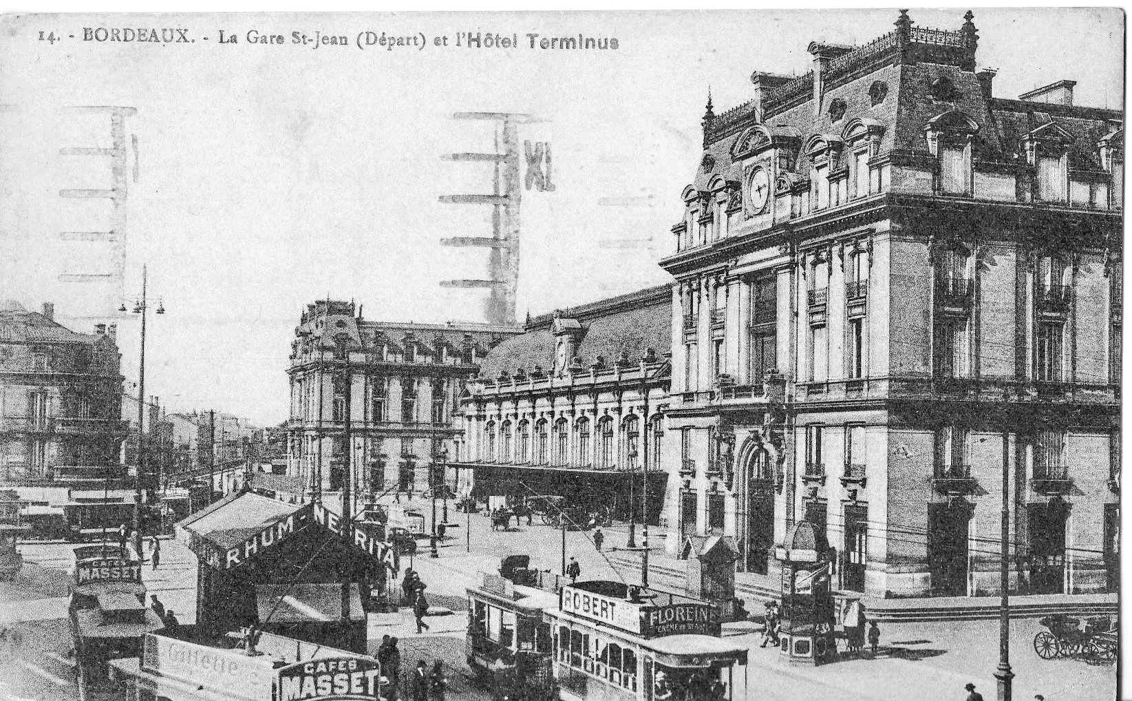 Bordeaux Hotel Centre Ville Pas Cher
