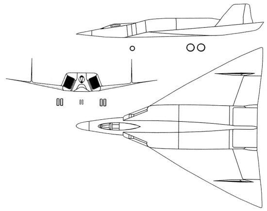 file conceptual diagram of the convair kingfish jpg