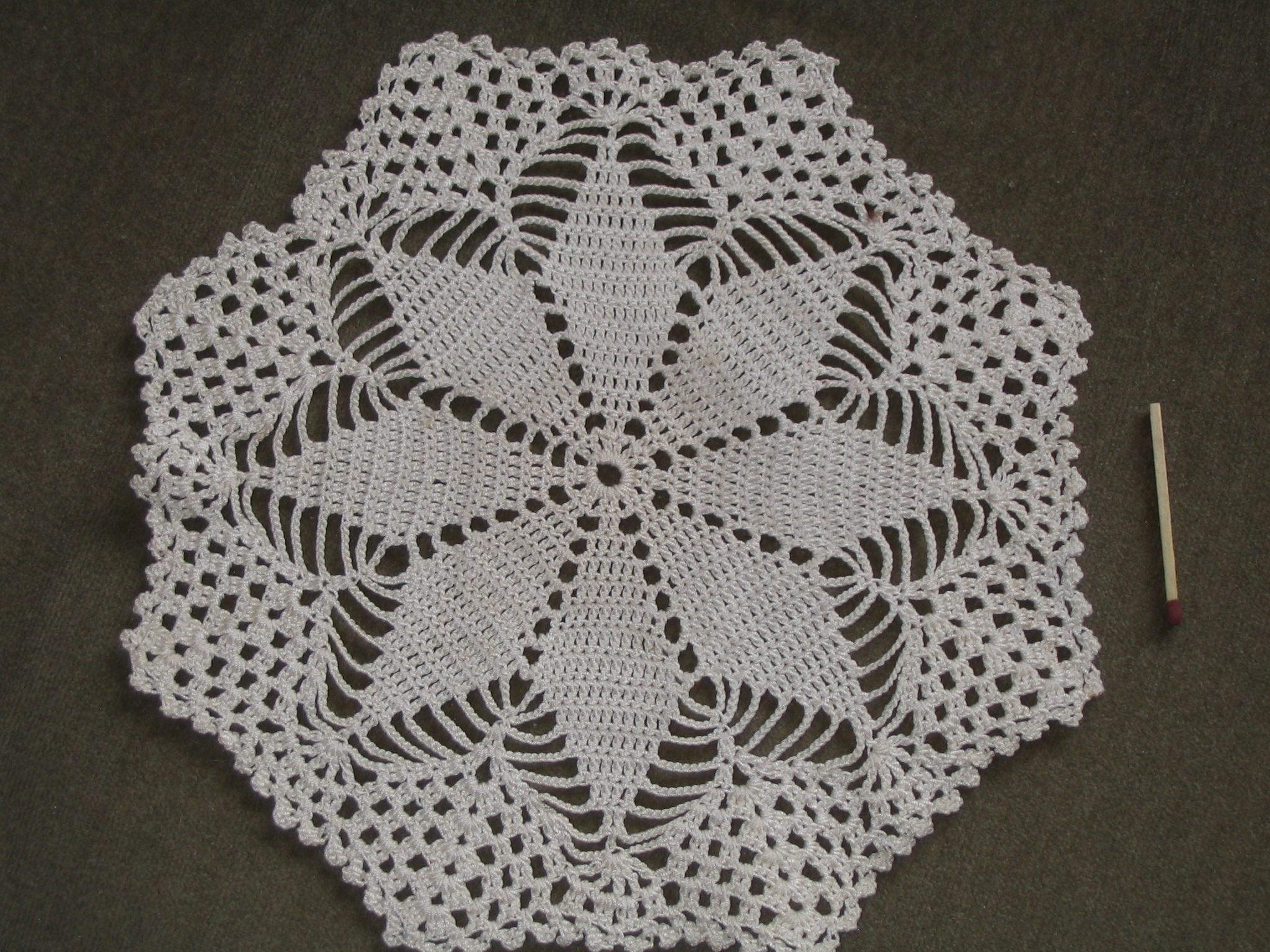 File:Crochet Small Swedish Tablecloth Star About 1930.JPG