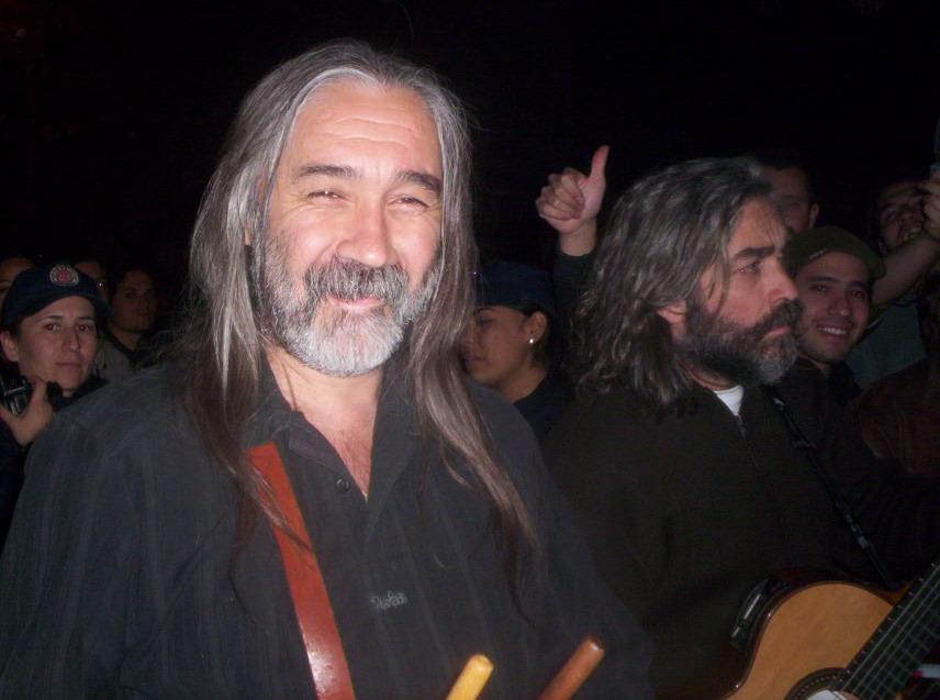 Julio Paz (izquierda) y Roberto Cantos (derecha)