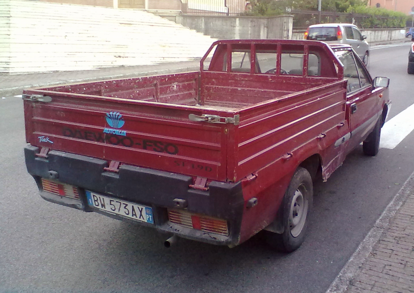 File:Daewoo-FSO Polonez Truck 1.9D.jpg - Wikimedia Commons