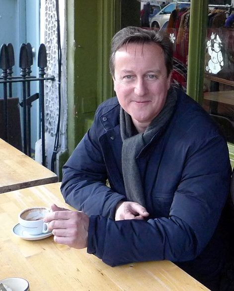 David Cameron, London, Saturday, 7 January, 2012