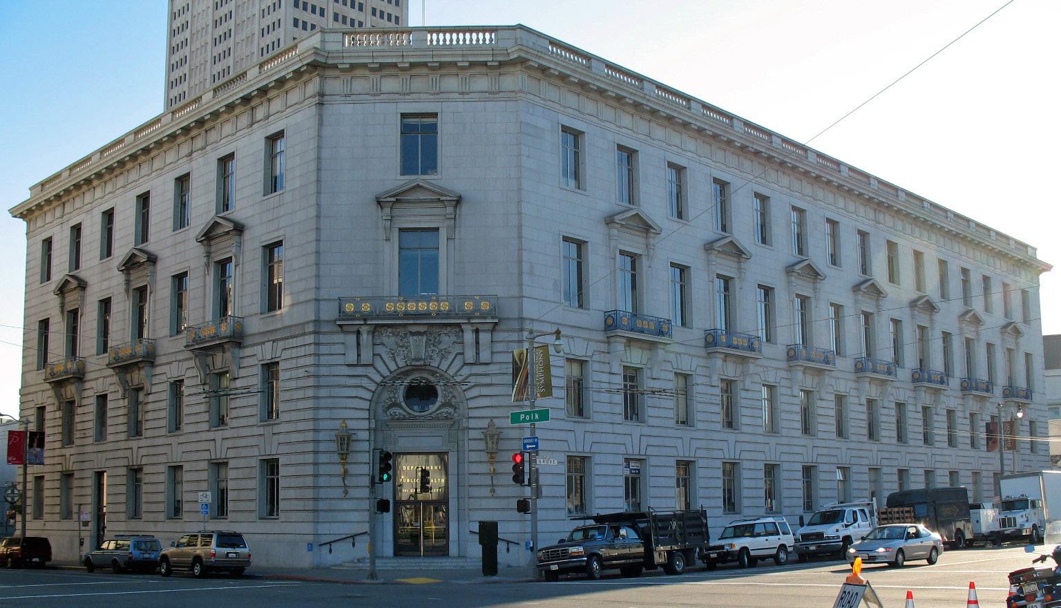 San Francisco Department of Public Health - Wikipedia