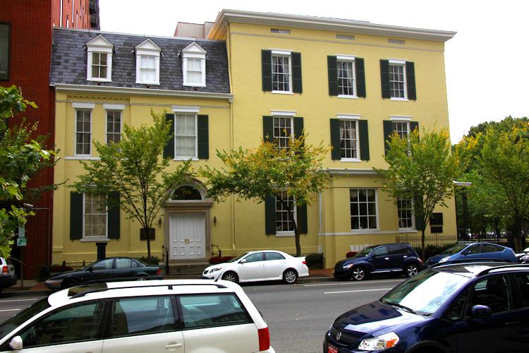 File Dolley Madison House Northside Jpg