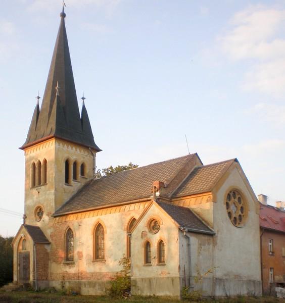 Evangelický kostel (Hazlov)
