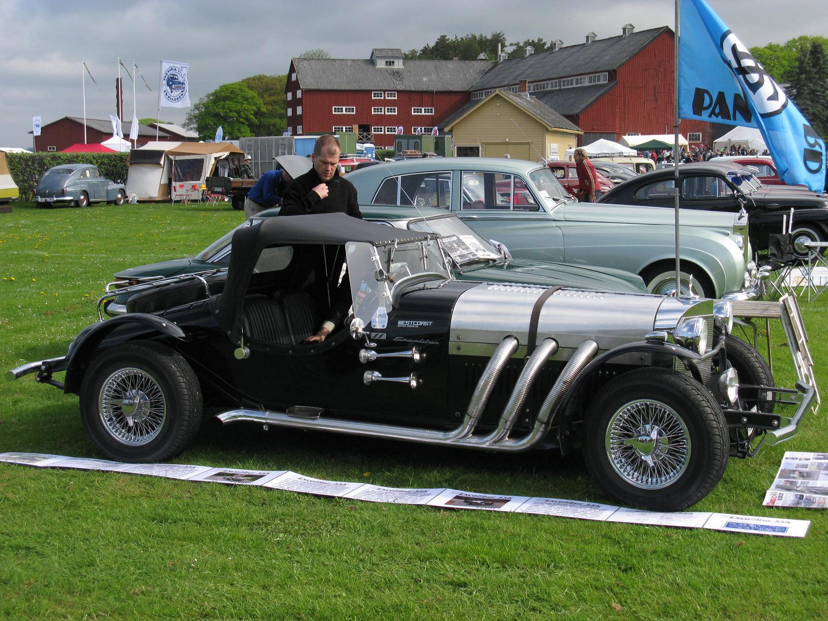 Excalibur Automobile Corporation - Wikiwand