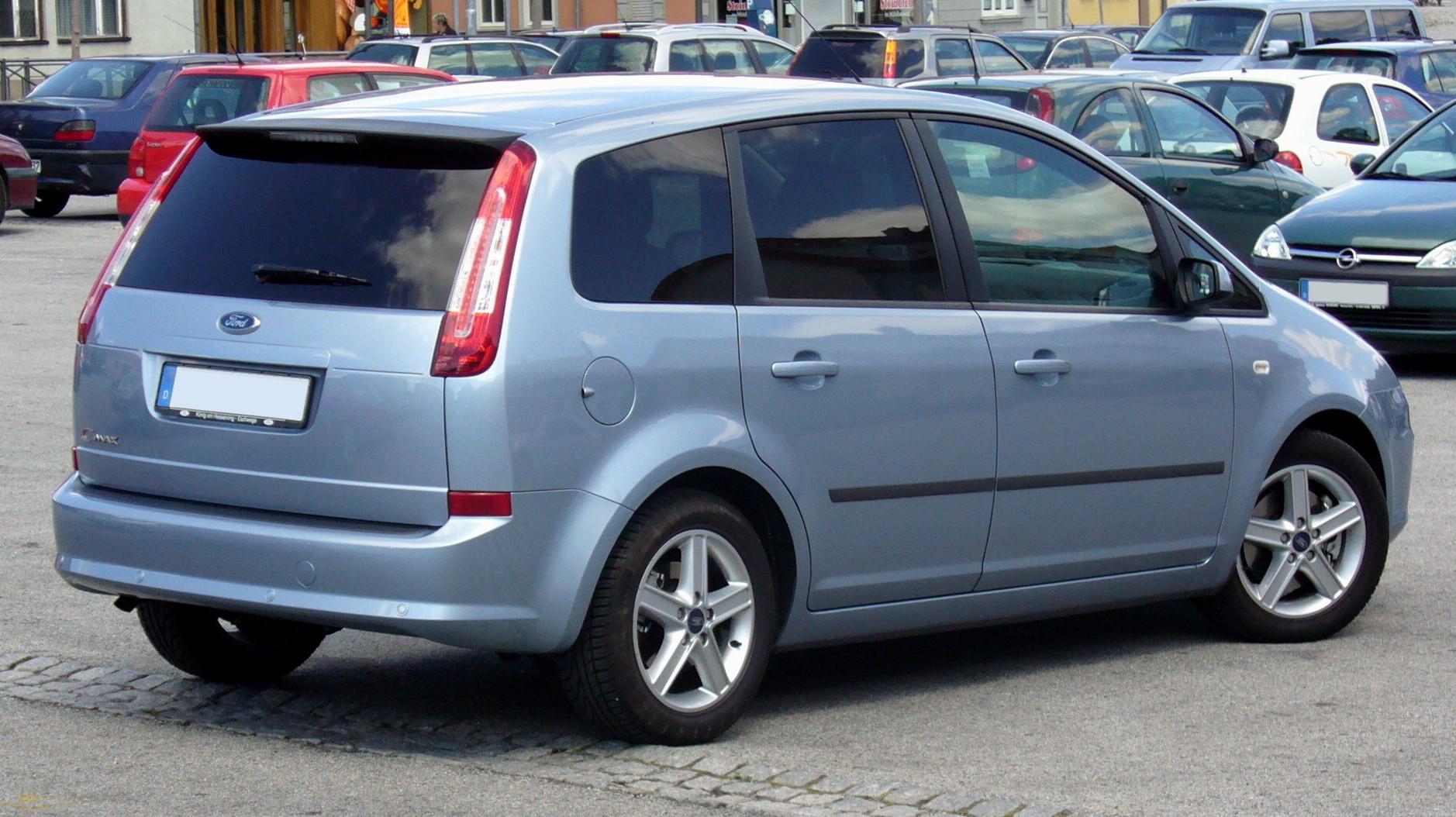 Ford C-Max (2007) / Форд Си-Макс Обзор, Фото, Отзывы, Характеристика, Цена, Тест-драйв