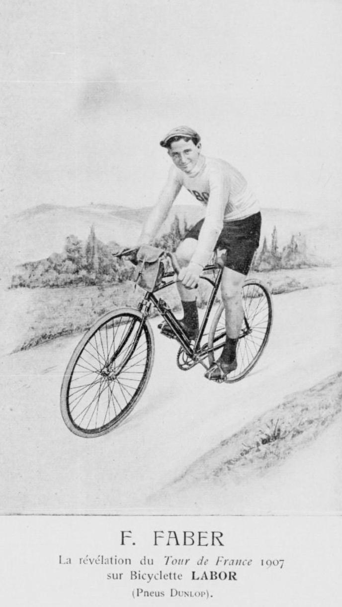 François Faber 1907