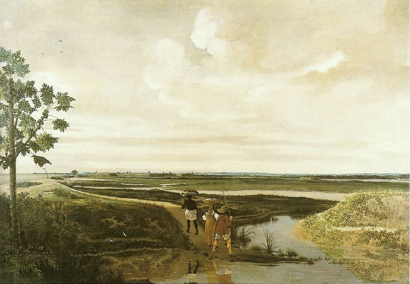 Depiction of Fort Fredrik Hendrik