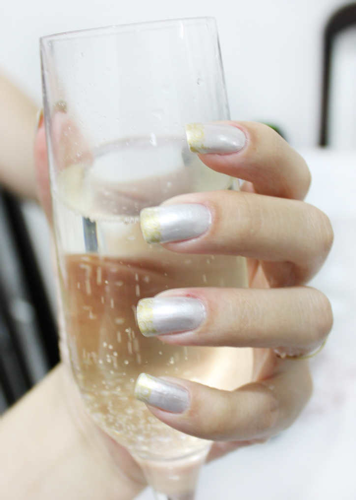 A manicure can make all the difference to your polished race day look