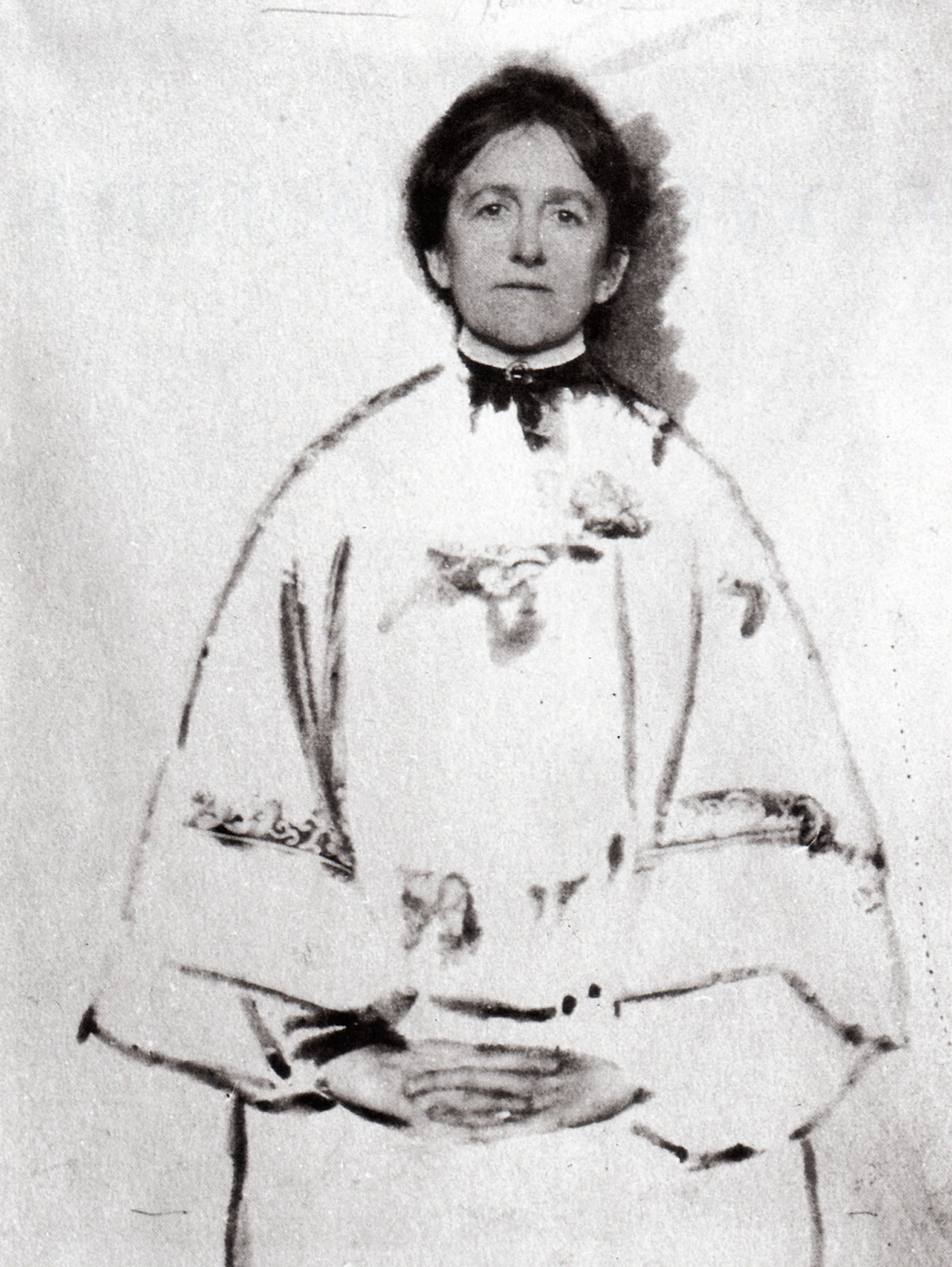 Image of Gertrude Käsebier from Wikidata