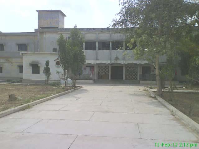 Fb area karachi