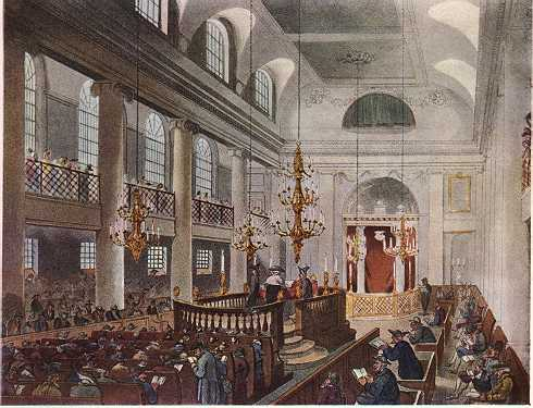 Great Synagogue of London - Wikipedia